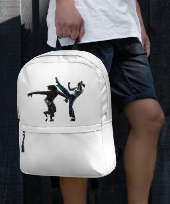 Sac à dos Blanc Capoeira - Sac à dos