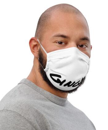Masque Blanc Ginga Capoeira - Masque facial en tissu