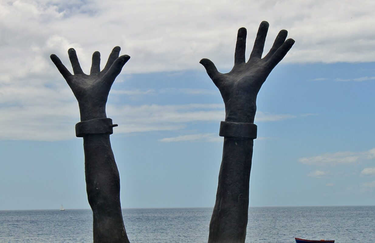 Esclavage Capoeira