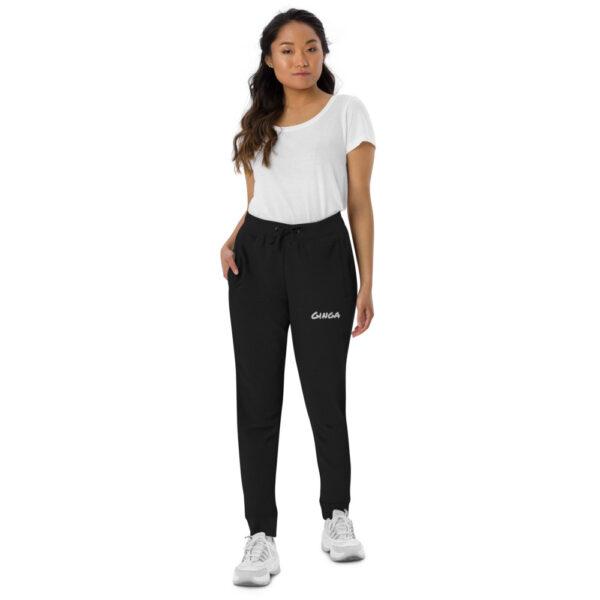 Pantalon de sport skinny Femme Ginga Capoeira - T-shirt