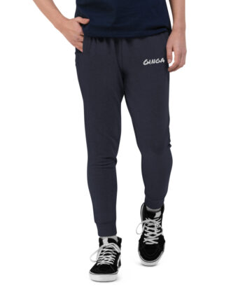Pantalon de sport Homme skinny Ginga capoeira - Bleu Marine, S - jeans