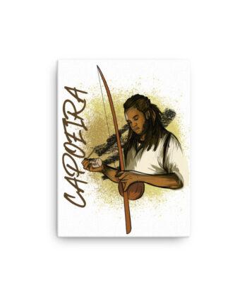 Toile Capoeira Berimbau - Capoeira