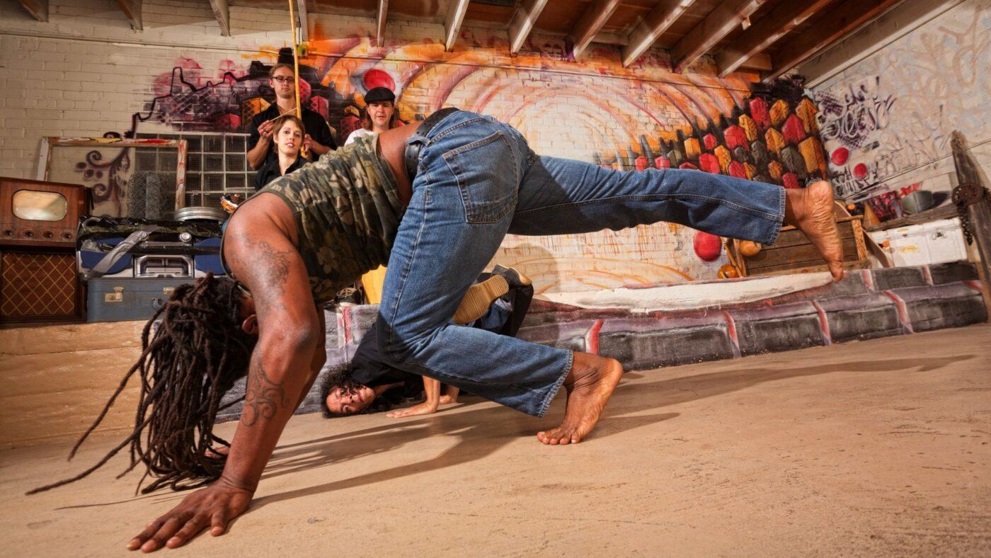 Tenue Officiel Capoeira Angola