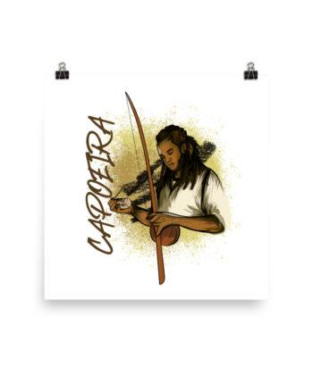 Tableau Capoeira