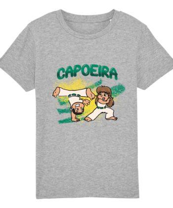 T-shirt Enfant - Coton bio - Baby Capoeira